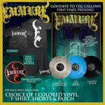 Goodbye To The Gallows Vinyl, T-Shirt, Gym Shorts and Patch Package