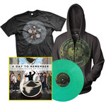 What Separates Me From You Vinyl, T-Shirt and Zip-Up Package