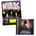 Anunnaki CD and Poster Package