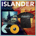 Pains Vinyl And T-Shirt Package
