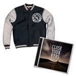 Line In The Sand CD And Varsity Jacket Package