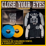 Line In The Sand Vinyl And Varsity Jacket Package