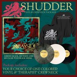 Shudder Vinyl and Crew neck Package