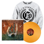 The Current Will Carry Us Vinyl and Crew Neck Package