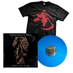 Wake The Dead Vinyl and T-Shirt Package
