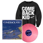Comeback Kid - Symptoms + Cures Vinyl and Crew Neck