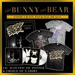 The Bunny The Bear - Food Chain Shirt & CD