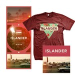 Islander - Shirt, Poster And CD