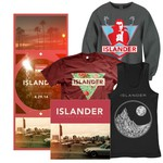 CD, Poster, Crewneck, Tank Top And Shirt Package