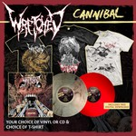 Cannibal CD or Vinyl & Shirt Package