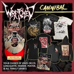 Cannibal CD or Vinyl, Hoodie, Longsleeve, Poster & All Shirts  Package