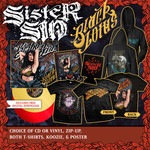 CD or Vinyl, Both Shirts, Poster, Koozie & Zip-Up Package