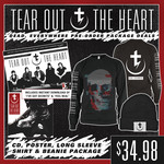 Dead, Everywhere CD, Poster, Long Sleeve & Beanie Package
