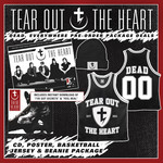Dead, Everywhere CD, Poster, Basketball Jersey & Beanie  Package