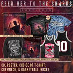 CD, Poster, Crewneck, Basketball Jersey, & Choice of T-shirt Package