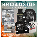 Old Bones Shirt, CD, Poster and Crewneck or Tank Package
