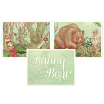 The Bunny The Bear - The Entire Story (Set of 3)