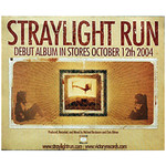 Straylight Run Poster