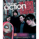 Action Action - Army of Shapes Between Wars