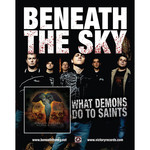 What Demons Do To Saints Poster