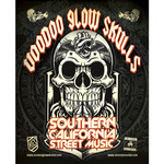 Southern California Street Music Poster