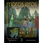 Jealous Me Was Killed By Curiosity Poster