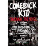 Comeback Kid - Through the Noise Poster