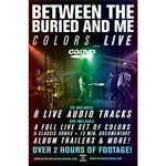 Between The Buried And Me - Colors - Live Poster