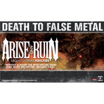Arise and Ruin - Nightstorms Hail Fire Poster