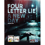 Four Letter Lie - A New Day Poster