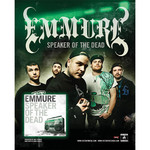 Emmure - Speaker Of The Dead Vinyl, Poster, Basketball Jersey and Patch