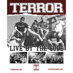 Live By The Code Poster