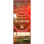Islander - CD, Poster, Crewneck, Tank Top And Shirt
