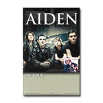Aiden - SOME KIND OF HATE Tour Poster