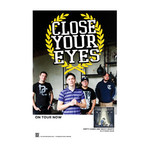 Close Your Eyes 2011 Poster
