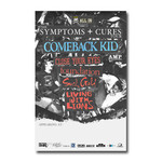 Comeback Kid - Tour Poster Poster