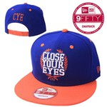 Blue And Orange New Era Hat