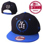 Black And Blue New Era Hat