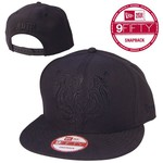 Black On Black New Era Hat