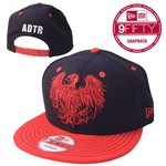 Black And Red New Era Hat