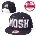 Black And White Mosh New Era Hat