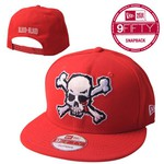 Blood For Blood Logo Red New Era Hat