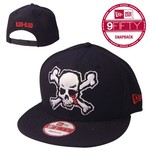 Blood For Blood Logo Black New Era Hat