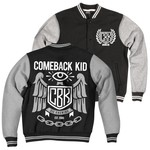 Watchful Eye Varsity Jacket