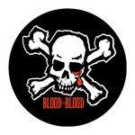 Blood For Blood Logo Slip Mat
