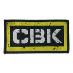 CBK Logo Patch