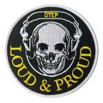 Loud And Proud Patch