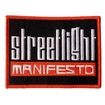 Streetlight Manifesto Logo Patch
