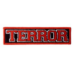 Terror Logo Patch