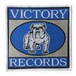 Victory Records Blue Logo Patch